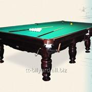Бильярдный стол ФЕРЗЬ фото