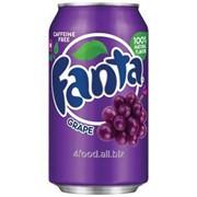 Напиток Fanta Grape 0,33 фото