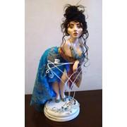 Пошив куклы Донна Кукуруна фото