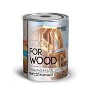 Защитно-красящий состав для древесины тиксотропный Good for wood фото