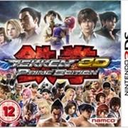 Игра Tekken 3D PRIME EDITION (3DS) фото