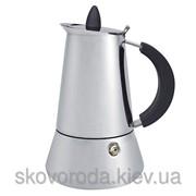 Кофеварка гейзерная Maestro MR-1668-4 (200мл) (на 4 чашки) фото