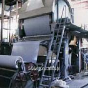 Мини завод по переработке целлюлозы в сырье санитарно-гигиенического назначения (СГН) фото