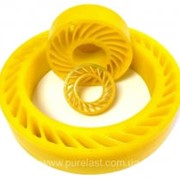 Прижимные колеса полиуретановые для картонно-бумажной промышленности фото