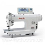 Одноигольная швейная машина SUNSIR SS-A398MX-D4-HS фото