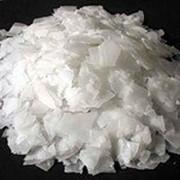 Каустическая сода чешуированная, натрий едкий, гидроксид натрия, NaOH фото