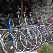 Велосипеды городские фотография