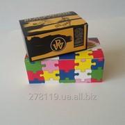 Упаковка картонная фудбокс, для нагетсов, чикенбокс фото
