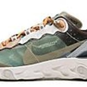 "Кроссовки Nike React Element 87 Undercover ""Green Mist"" фото"