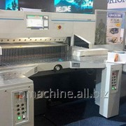 Бумагорезальная машина GUOWANG (Гуованг) MasterCUT K-155T (1550 мм) фото