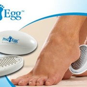 Пед Эгг (Ped Egg) набор для педикюра (код. 9-88) фото