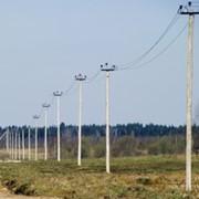 Монтаж воздушных линий электропередач фото