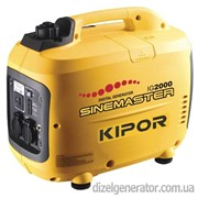 Инверторный бензогенератор, Kipor IG2000 фото