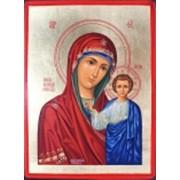 ИКОНА БОЖИЕЙ МАТЕРИ КАЗАНСКАЯ, иконы православные опт фото
