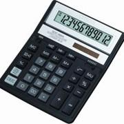 Калькулятор Citizen SDC-888XBK (12-ти разрядный) фото