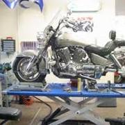 Слесарный ремонт мототехники фото