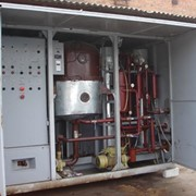 Установка дегазации масла УВМ-412 фото