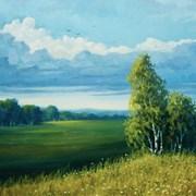 Пейзаж (живопись, графика) фото