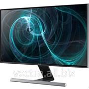 """Монитор LED LCD Samsung 23.6"""" S24D590PL FHD 5ms, D-Sub, 2xHDMI, PLS, Headphone, Black, 178/178 (LS24D590PLX/CI) фото"""