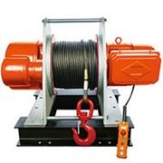 Лебедка электрическая TOR KDJ 0,5 т 100 м 380V фото