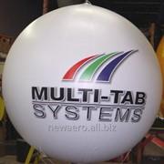 Виниловый воздушный шар фото