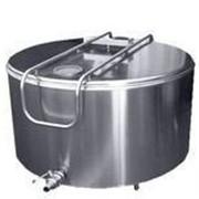 Емкость для сепаратора объемом 500л (нержавеющая сталь AISI304). фото