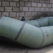 Резиновая надувная лодка Эрлан Лисичанка, 1.5-местная фото