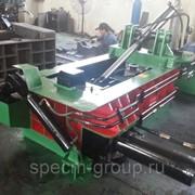 Пакетировочный пресс для металлолома aupu Y81F-63X фото