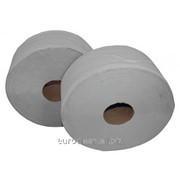 Туалетная бумага Bokk Standart jumbo 125m. 1st. фото