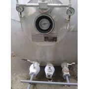 Резервуар для хранения углекислоты, РХУ-25-2,0 фото