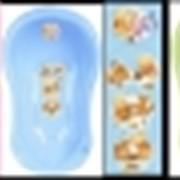 "Детская ванна 84 см со сливом Disney с термометром ""PRIMA BABY"" фото"