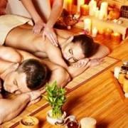 Семейный массаж фото