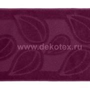 Коврик для ванной Maximus из 2-шт 60х100 (14mm) фиолетовый 1/14 фото