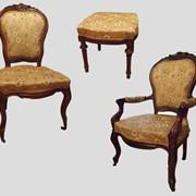 Столовый гарнитур 19 век фото