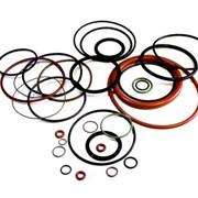 Кольца резиновые для импортного оборудования фото