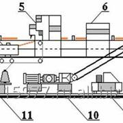 Линия по прошивке бумажных мешков автоматическая ДМП-4 фото
