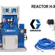 Оборудование для напыления ППУ Аппарат Graco REACTOR H-XP3 фото