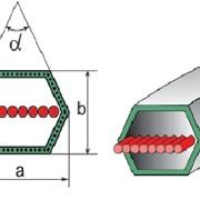 Шестигранный (двойной) клиновый ремень [ТУ 2563-430-05011868-98] фото
