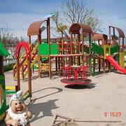 Детский комплекс С 075 фото