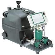Автоматическая установка использования дождевой воды с приемными резервуарами и 2 нормальновсасывающими насосами Wilo-RainSystem AF 400 фото