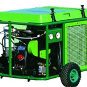 Бензиновый передвижной компрессор ATMOS PB 80 фото