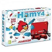 "Sega - Dendy ""Hamy 4"" (350-in-1) Angry Birds Red фото"