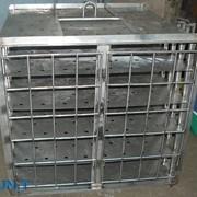 Клетка для засолки сыра, сырное оборудование фото