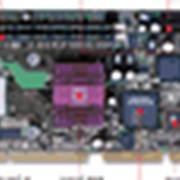Компьютер одноплатный промышленный полной длины Intel Pentium 4 Код ROBO-8710VLA фото