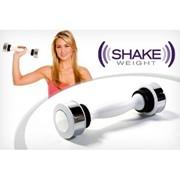 Виброгантель Shake Weight для женщин с DVD (код. 9-3032) фото
