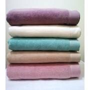 Полотенце банное, размер 100*150 см. фото