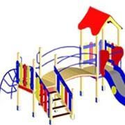 Детская игровая площадка ИК-5.08 мини фото