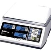 Весы торговые ER JR-15CB 15кг/2г/5г фото
