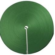 Лента текстильная 50 мм 7500 кг (зеленый) фото