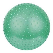 Фитбол мяч для фитнеса массажный d=75см фото